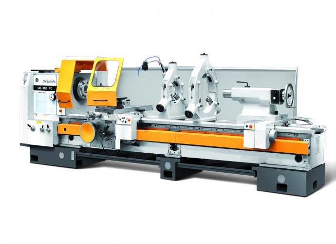 Universal lathes with variable